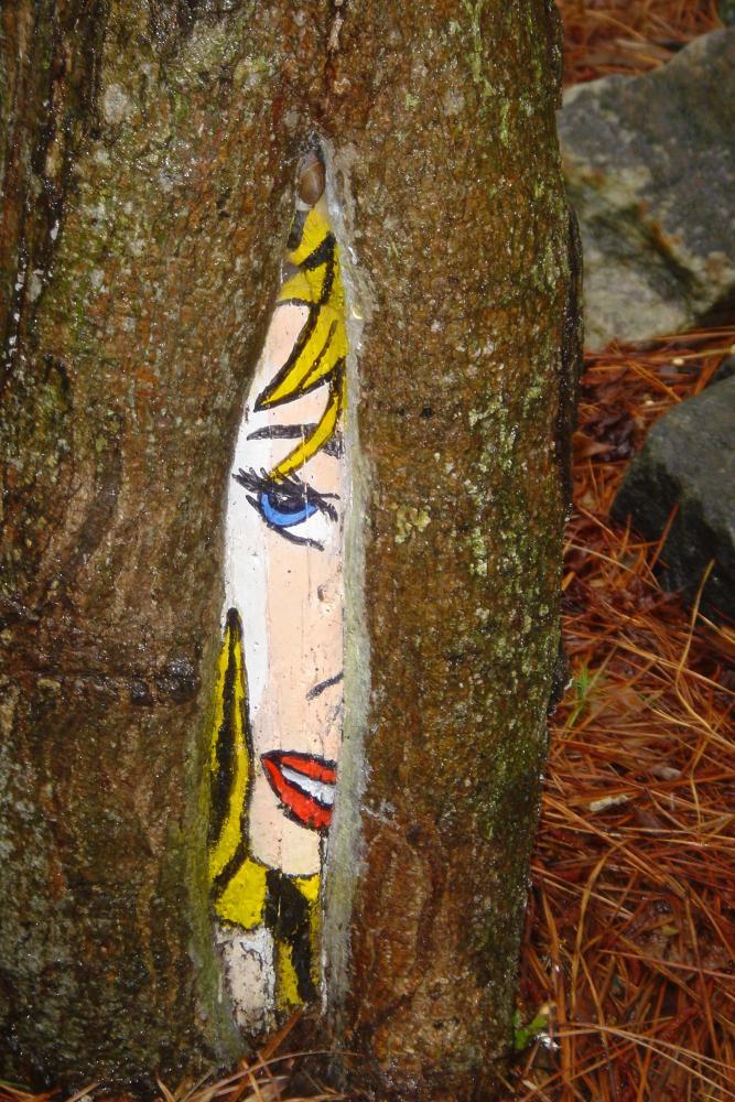 Tree Pops | Annmarie Sculpture Garden & Arts Center