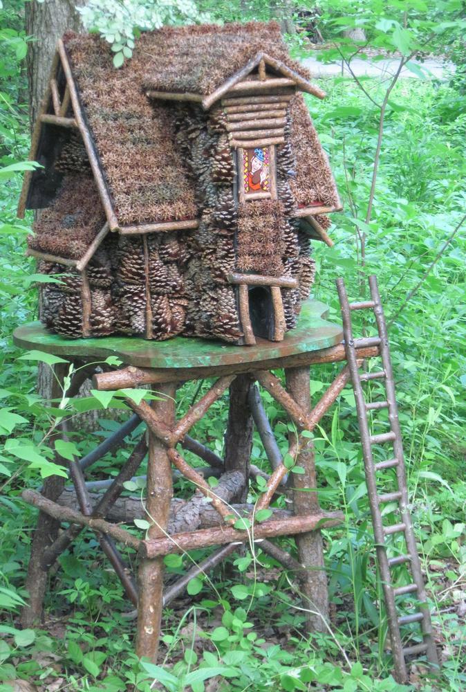 Fairy Gnome Home Festival Annmarie Sculpture Garden